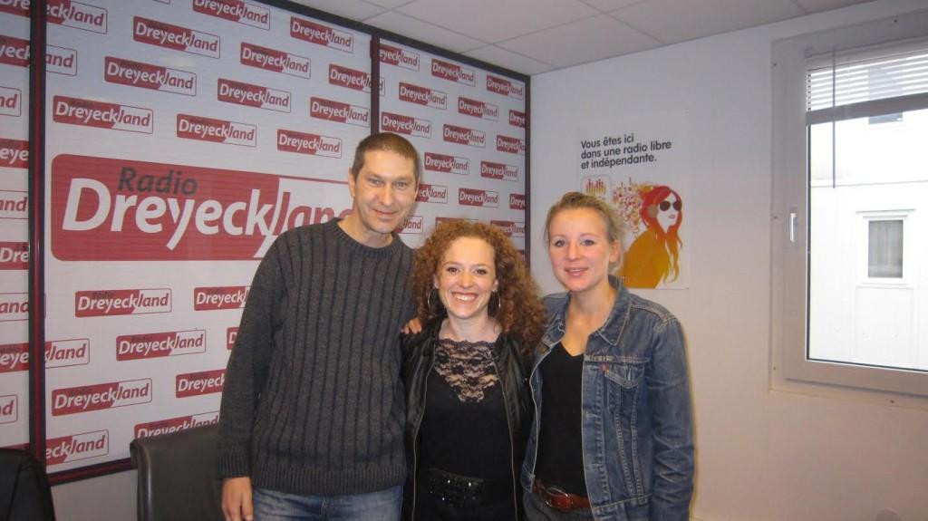 Marikala chez Radio Dreyeckland